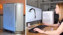 Mon nouveau PC pour travailler sur des projets et la chaîne, le PRESTIGE P100 de chez MSI