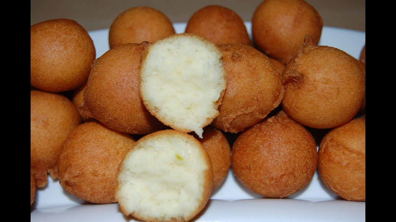 Sweet fritter recipe cameroonian croquettes youtube for Cuisine africaine