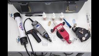 Обучение технологии ремонта автомобильных стекол