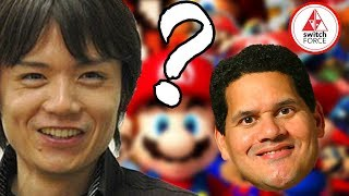 Sakurai Reveals A Smash Bros Secret! Nintendo Switch Does The Impossible!