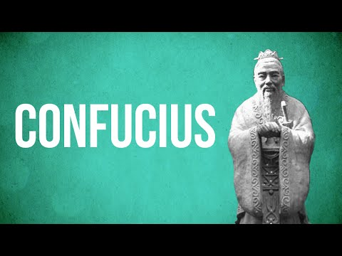EASTERN PHILOSOPHY - Confucius