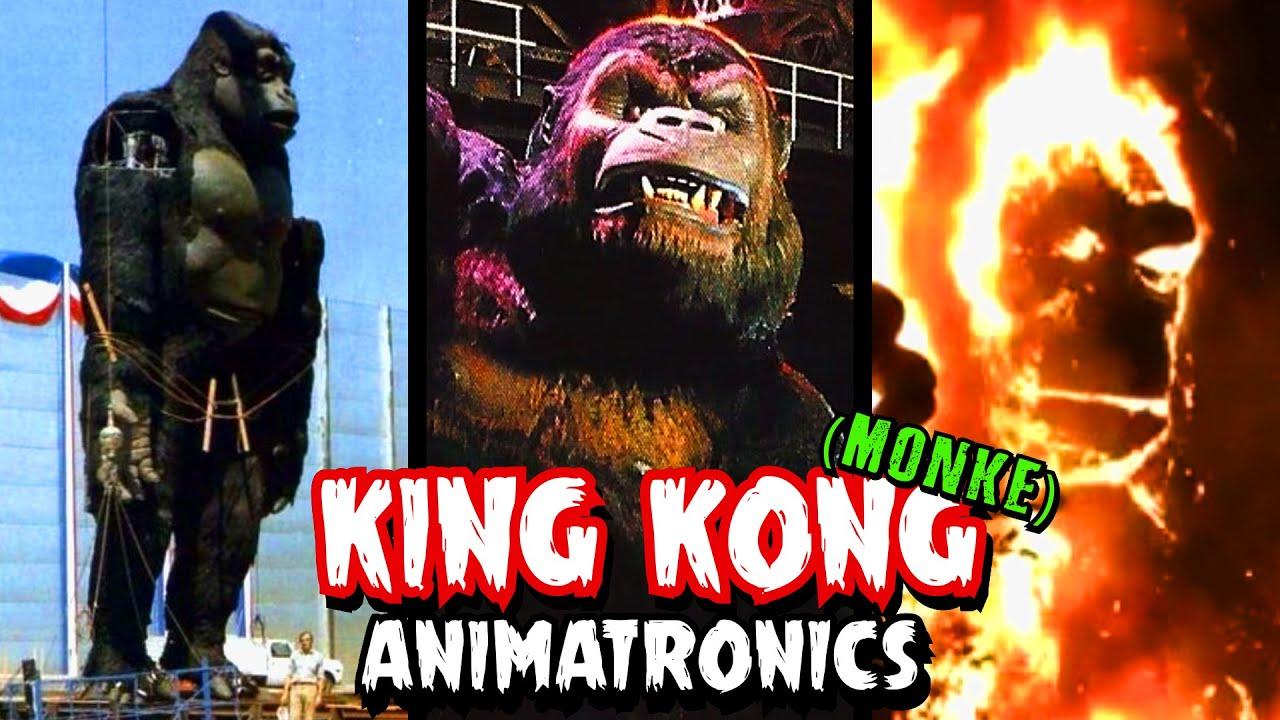 King Kong Animatronics