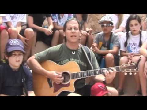 """The Hope"" on Masada in Israel with Rick Recht and Rabbi Micah Greenstein"
