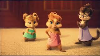 Alvin e os esquilos cantando Cheia de Manias Raça Negra