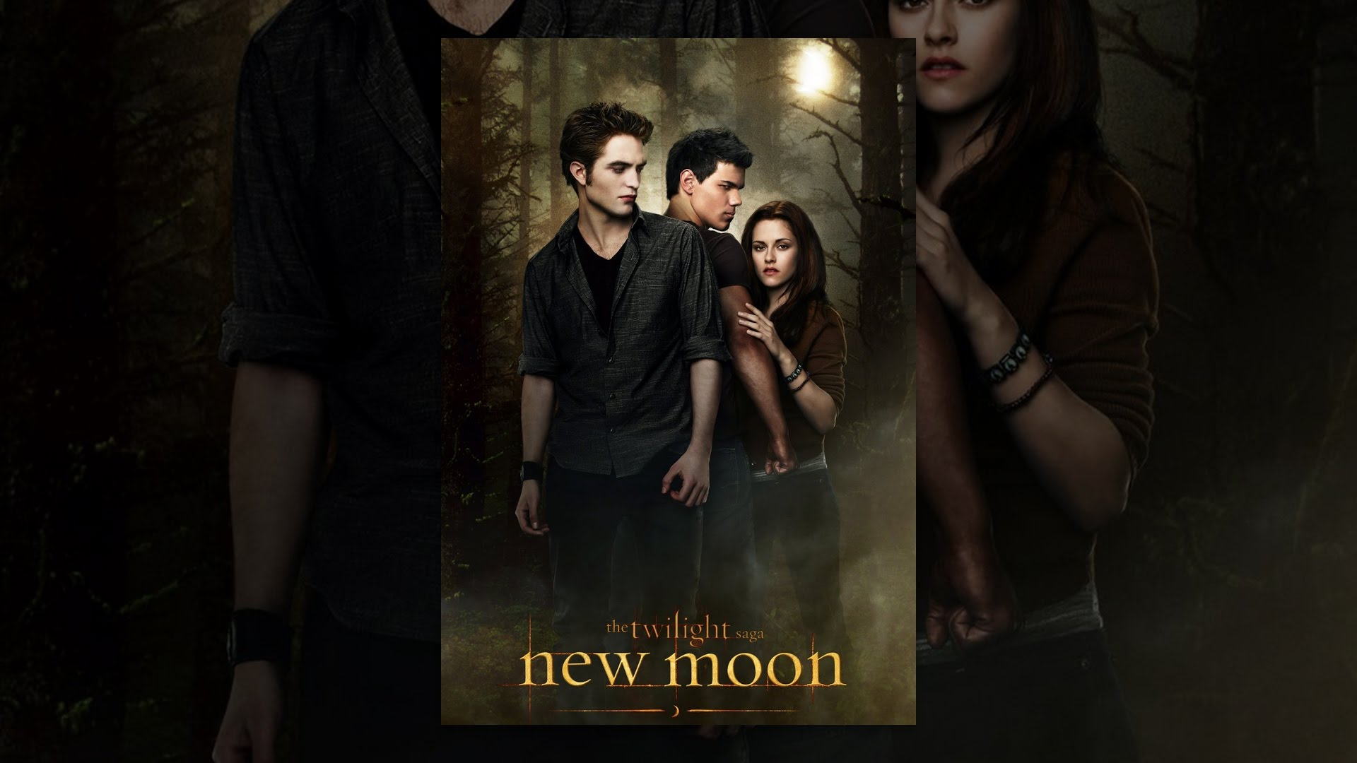 the twilight saganew moon youtube