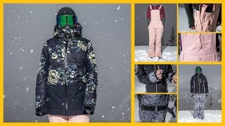 Four Roxy Outerwear 2019 Product Reviews from the STOMP Summit
