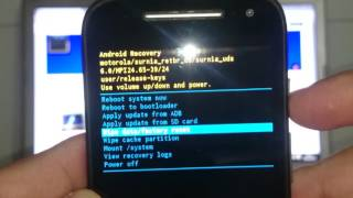 Motorola Moto E  2° Gração XT1506, XT1514, XT1523, Hard Reset, Formatar,factory reset, desbloquear