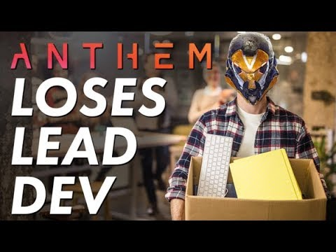 Anthem's Future Destroyed as Lead Producer Bails - Inside Gaming Daily