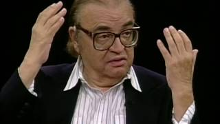 Mario Puzo (The Godfather) interview (1996)