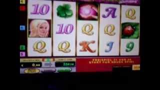 Lucky Lady Charm vier Damen auf 20 Cent = über 600 € - Novomatic(, 2012-11-22T10:07:25.000Z)