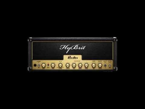 LePou Plugins Demo - Hybrit (Marshall), LeCto (Mesa/Boogie), Le456 (ENGL), LeXTAC (Bogner)