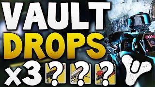 Destiny - VAULT HARD DROPS x3 (Week 5)