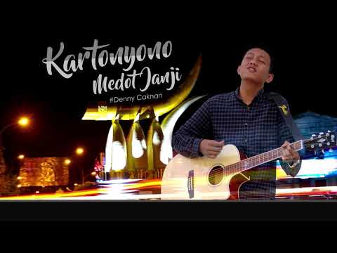 """ Kartonyono Medot Janji "" KARAOKE Version By : Denny Caknan"