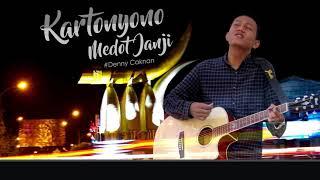 "Download "" kartonyono medot janji "" KARAOKE version by : denny caknan"