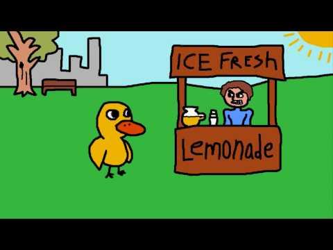 The Duck Song Rap (Spoof)