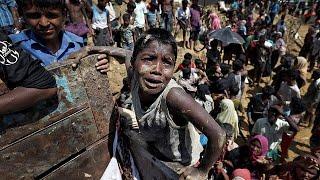 Τραγικές συνθήκες στους καταυλισμούς των Ροχίνγκια