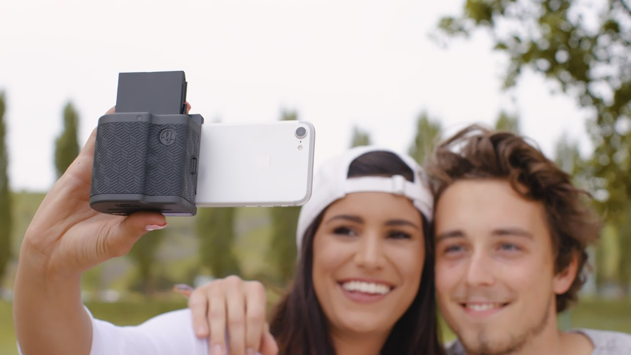 Prynt Pocket for iPhone Bundle (Mint Green) video thumbnail