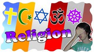 Religion: Vor- und Nachteile! (+ meine Meinung zu den 5 Weltreligionen)