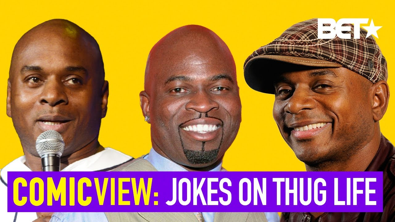 Best of Comic View: Dannon Green, Lav Luv, Tony Roberts & More Funny Jokes About The Thug Life