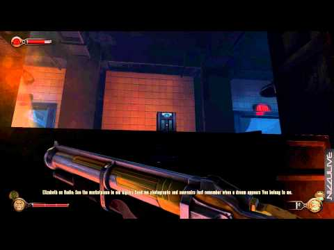 BioShock Infinite Burial At Sea Episode 2 Miss Elizabeth Radio You Belong To Me (Less Noise)