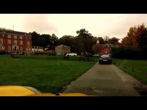 GTROC AGM and Dinner at the Royal Automobile Club Woodcote Park Surrey 2013
