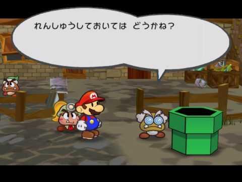 [TAS] GC Paper Mario: The Thousand-Year Door by Malleoz in 2:22:25.58