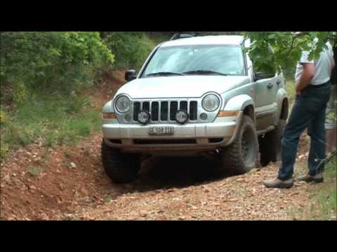 2003 Jeep Liberty Off Road KJ SFA Solid Front Axle ...