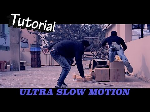 Slow Motion Tutorial – Final Cut Pro X | INSANE/ULTRA/SMOOTH Slow ...