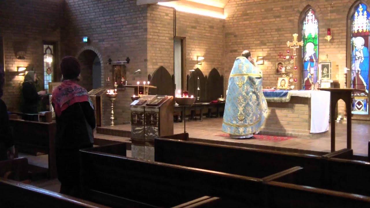 rysk ortodox kyrka stockholm