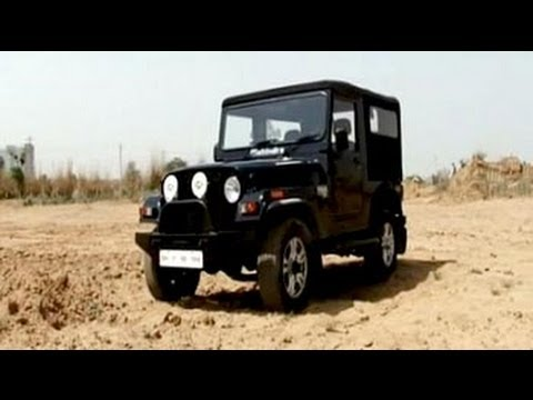 Mahindra's revamped Thar: A butch ride