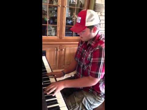 Jake Olsen singing