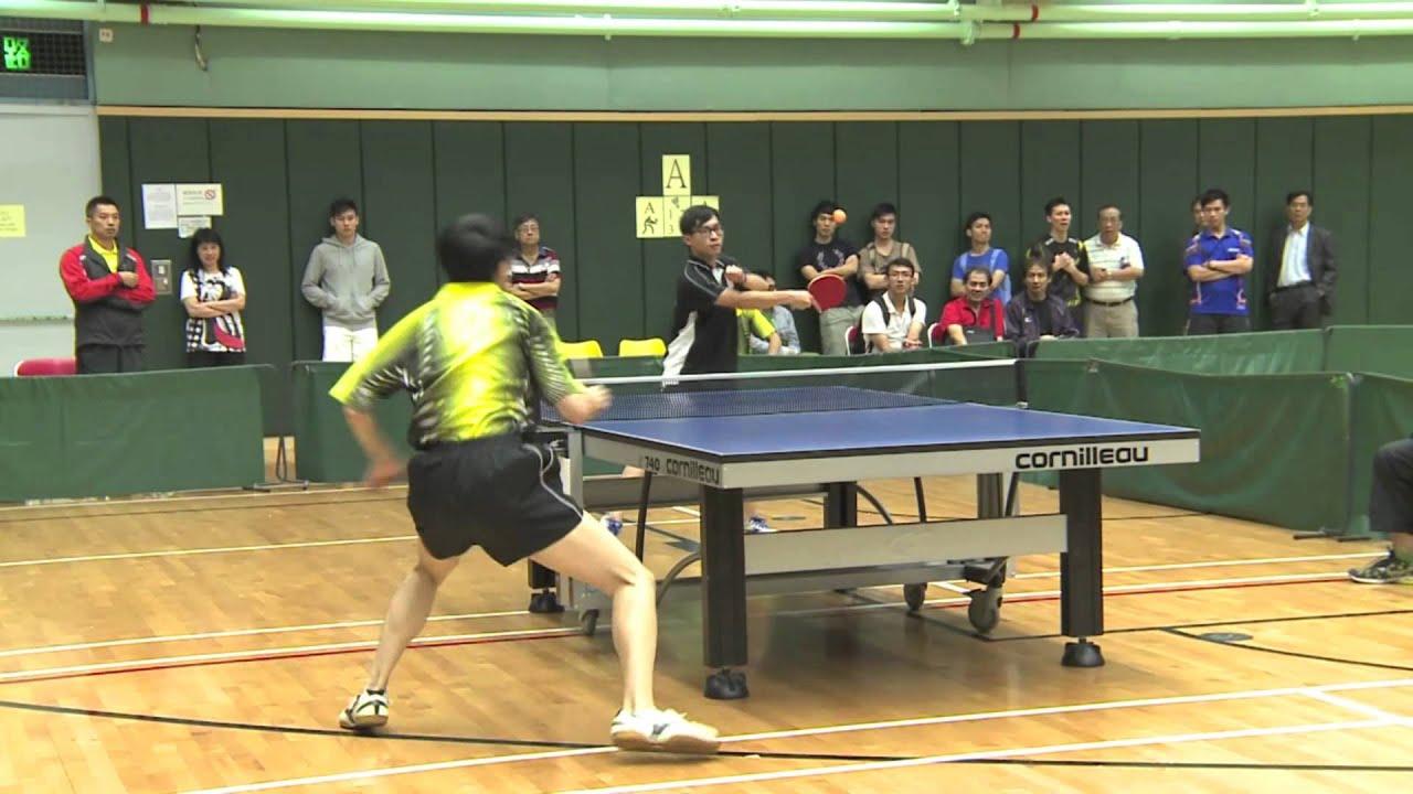 慶回歸十六周年 - 全港十八區乒乓球邀請賽 - (第二部曲) HD