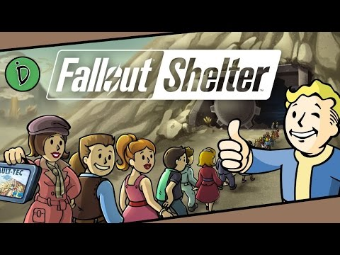 Fallout Shelter 1.6! | Fallout Overseer Office Quests! | Fallout Shelter Gameplay Walkthrough