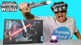 Lenovo Star Wars Jedi Challenges AR Game ! || Toy Review || Konas2002