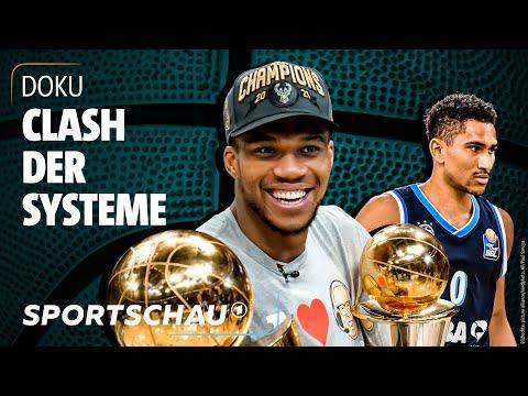 Clash der Systeme - Der Zoff zwischen NBA und BBL   Sportschau