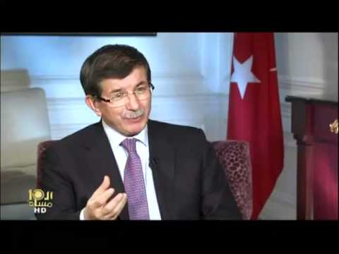 Dream TV- 03 July 2012-Interview with H.E. Prof. Dr. Ahmet Davutoğlu,Foreign Minister of Turkey.mp4