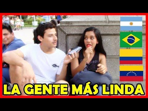 ¿Dónde está la Gente más LINDA de Latinoamérica? ft. DescoCaosTV | Peruvian Life