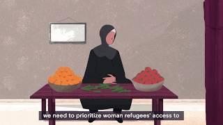 كيف جعل العنف القائم على النوع الاجتماعي والتمييز حياة اللجوء أقسى على السوريات