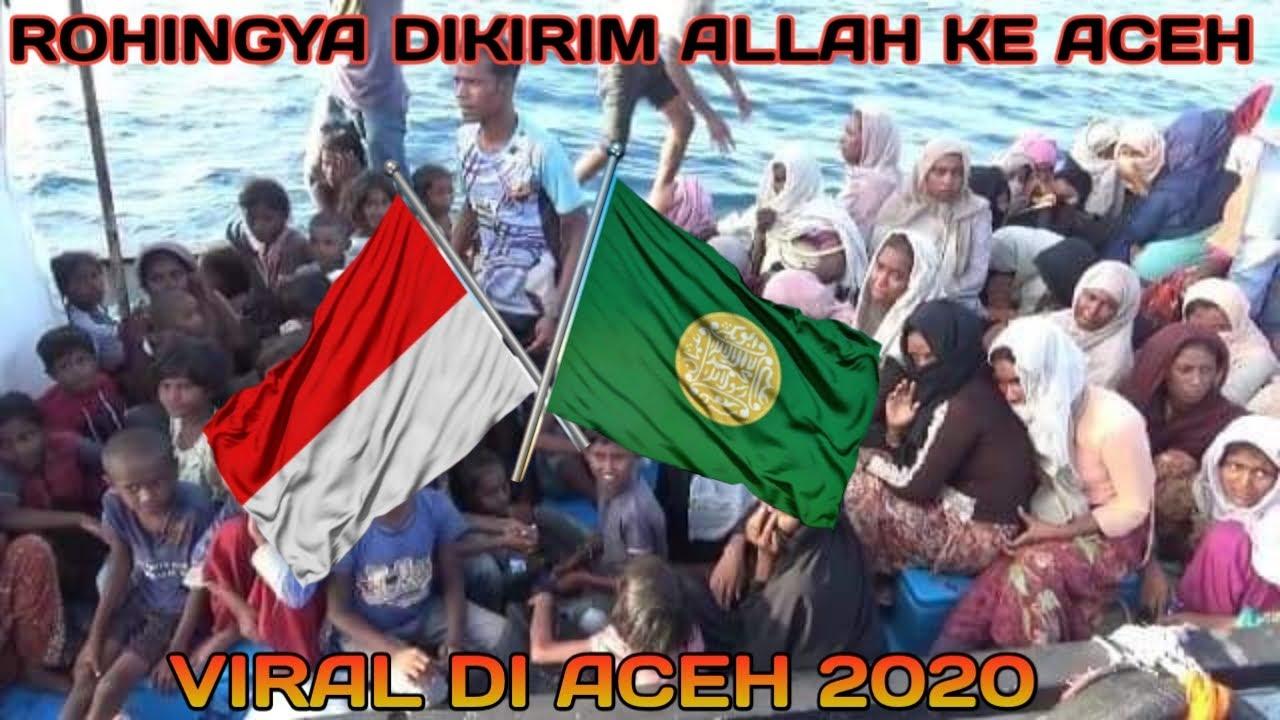Berita lagi Viral Di Banda Aceh Orang Rohingya di temukan ...