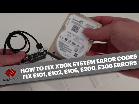 How To Fix Xbox One S Or X System Error Codes And Upgrading Your Xbox Hard Drive - 2019 Update
