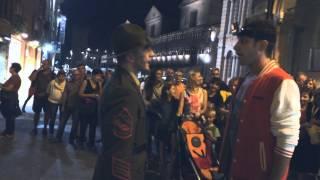 SERGENTE MAGGIORE HARTMAN al Ferrara Buskers Festival 2014