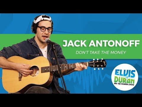 Jack Antonoff  Dont Take the Money  Elvis Duran