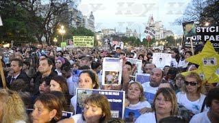 Informe de Todo en Uno (A24): Protestas por la inseguridad y falta de respuestas del estado
