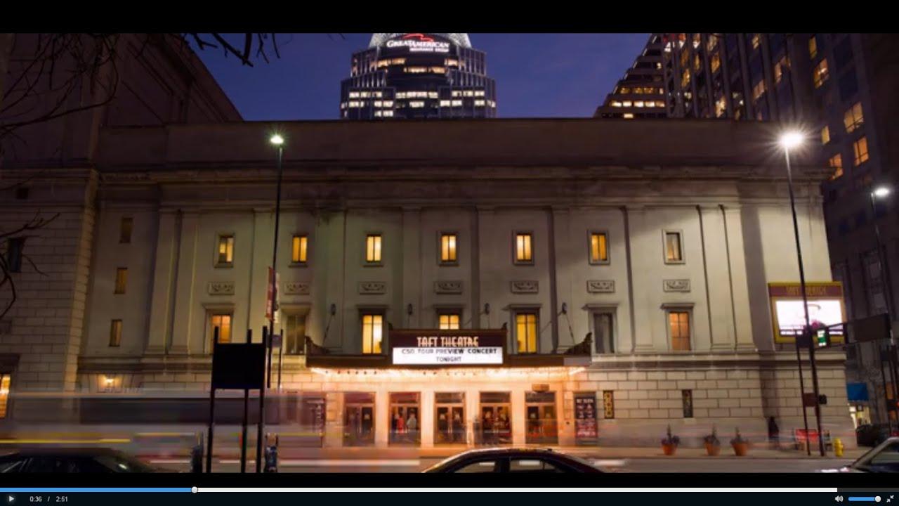 Taft Theatre Youre Invited