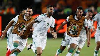 rapport de Bein sport sur le match de l'Algérie contre Nigéria