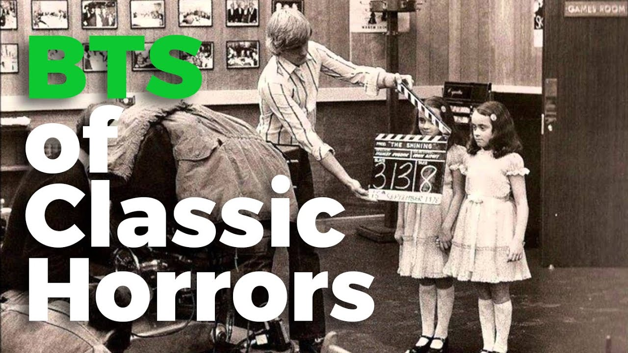 Behind the Scenes of 5 Classic Horror Movies