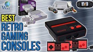 8 Best Retro Gaming Consoles 2017