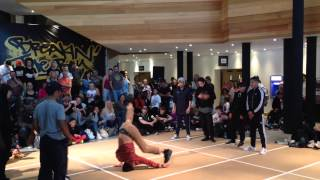Bboy hip hop dance battle 2015 - part 3