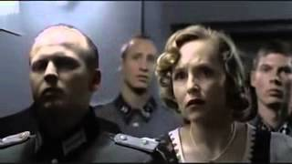 Hitler goes mad - bunker scene nice quality - without subtitles