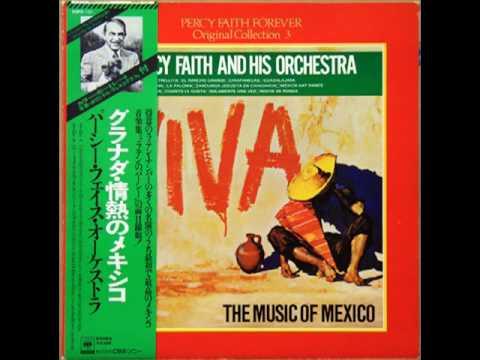 PERCY FAITH - EL MANISERO 南京豆売り